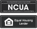 NCUA and Equal Housing Lender
